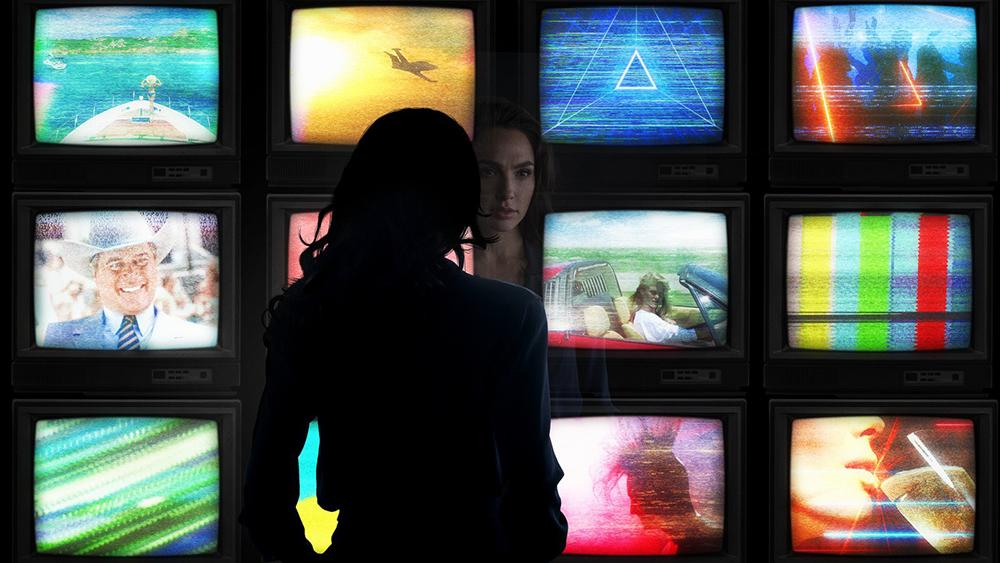 Wonder Woman 2: Gal Gadot in una foto del film