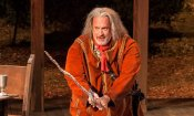Tom Hanks improvvisa in stile Falstaff durante un'interruzione dello spettacolo Enrico IV
