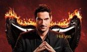 Lucifer: ecco la reazioni entusiaste del cast dopo il rinnovo su Netflix!