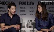 Grey's Anatomy e Station 19: intervista a Stefania Spampinato e Alberto Frezza