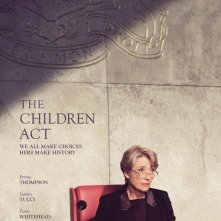 Locandina di The Children Act - La ballata di Adam Henry
