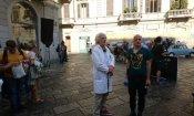 Ritorno al futuro a Torino: Christopher Lloyd torna nei panni di Doc per lo spot della 500!