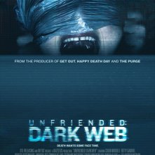 Locandina di Unfriended: Dark Web
