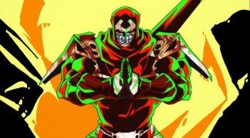 Ninja Slayer from Animation: un'immagine della serie anime