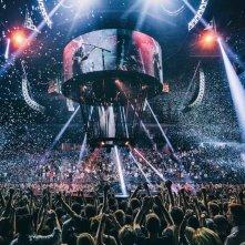 Muse: Drones World Tour, una spettacolare immagine del film concerto