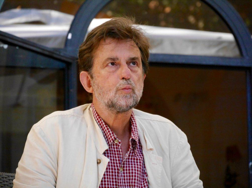 Nanni Moretti a Parlare di Cinema a Castiglioncello 2018
