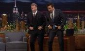 "Grease: John Travolta balla ""You're the One That I Want"" con Jimmy Fallon"
