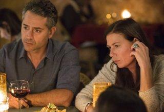 The Affair: Maura Tierney in una scena della premiere della quarta stagione