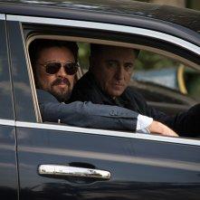 Bent - Polizia criminale: Karl Urban e Andy Garcia in una scena del film