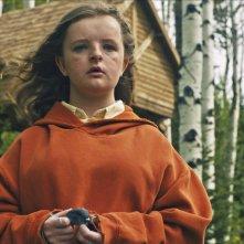 Hereditary: Milly Shapiro in una scena del film