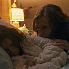 Hereditary: Toni Collette e Milly Shapiro in una scena del film