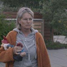 L'albero del vicino: Edda Björgvinsdóttir in una scena del film