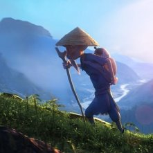 Monkey King: Hero Is Back, un momento del film d'animazione