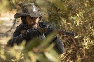 Westworld: Rodrigo Santoro nell'episodio The Passenger