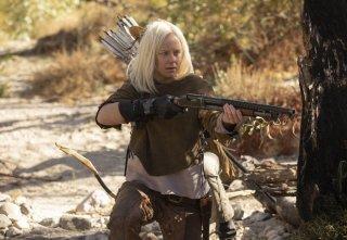 Westworld: Ingrid Bolsø Berdal nel finale della seconda stagione, The Passenger