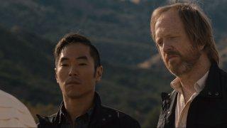 Westworld: una scena del finale della seconda stagione, The Passenger