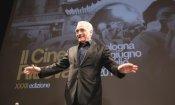 """Martin Scorsese a Bologna: """"Tutto merito di Elia Kazan e John Cassavetes se sono diventato un regista"""""""