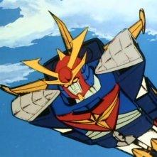 Daitarn 3: Daitarn in modalità volo