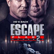 Locandina di Escape Plan 2 - Inferno