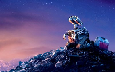 WALL-E: compie 10 anni il robot Pixar che accusa il nostro stile di vita