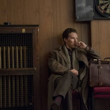 Patrick Melrose: Benedict Cumberbatch in una scena dell'episodio Some Hope