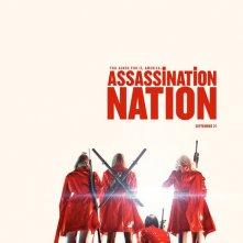 Assassination Nation: la locandina del film