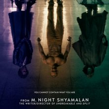 Glass: il poster del film