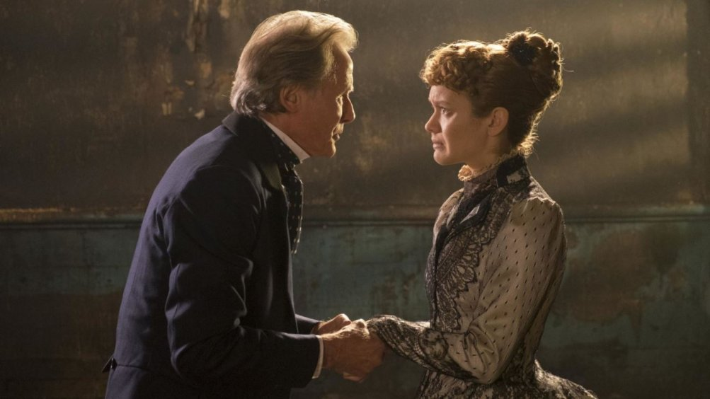 Una scena di The Limehouse Golem