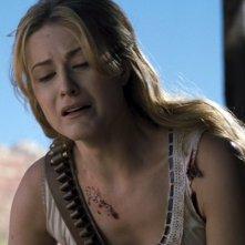 Westworld: Dolores piange la morte di Teddy