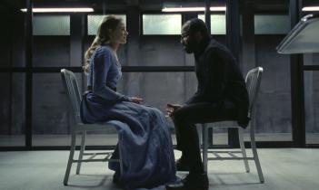 Westworld: Dolores e Bernard
