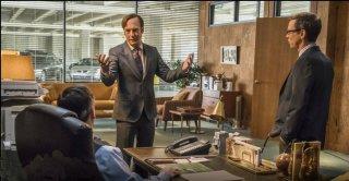 Better Call Saul: Bob Odenkirk in una scena della quarta stagione