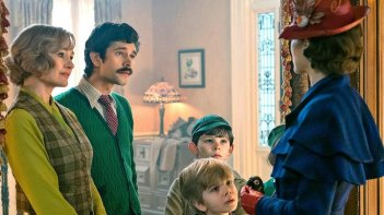 Mary Poppins Returns: una foto dei protagonisti del film