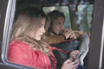 Tafanos: Cristina Marino e Federico Tolardo in una scena del film