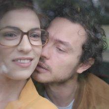 Tafanos: Maria Chiara Giannetta e Federico Tolardo in una scena del film