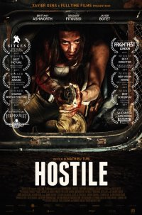 Hostile in streaming & download