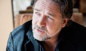 """Deadpool: il creatore Rob Liefeld ha """"insultato"""" Russell Crowe su Twitter"""