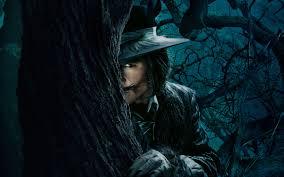 Into the Woods: Johnny Depp è il lupo cattivo