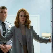 Glass: Sarah Paulson in una foto del film
