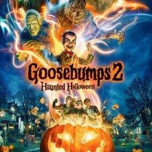 Locandina di Goosebumps 2: Haunted Halloween