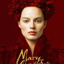 Mary Queen of Scots. il character poster di Margot Rpbbie