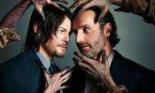 The Walking Dead: Andrew Lincoln è il vincitore della guerra di scherzi con Norman Reedus