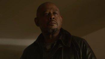 La fine: Forest Whitaker in una foto di scena