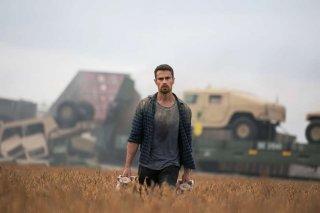 La fine: un'immagine del film