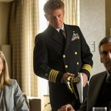 The First: Sean Penn e Natascha McElhone in una scena