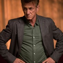 The First: Sean Penn in una foto della serie Hulu