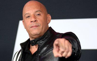 Vin Diesel, le 8 scene cult dei suoi film!