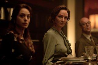 Dark Hall: Uma Thurman in un momento del film