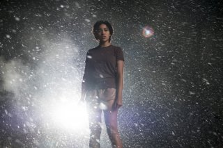 Darkest Minds: Amandla Stenberg in un momento del film