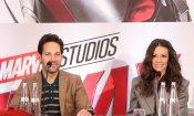 """Ant-Man & The Wasp, parlano Paul Rudd e Evangeline Lilly: """"Marvel è come una grande famiglia"""""""
