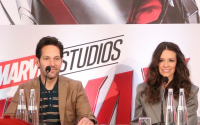 "Ant-Man & The Wasp, parlano Paul Rudd e Evangeline Lilly: ""Marvel è come una grande famiglia"""